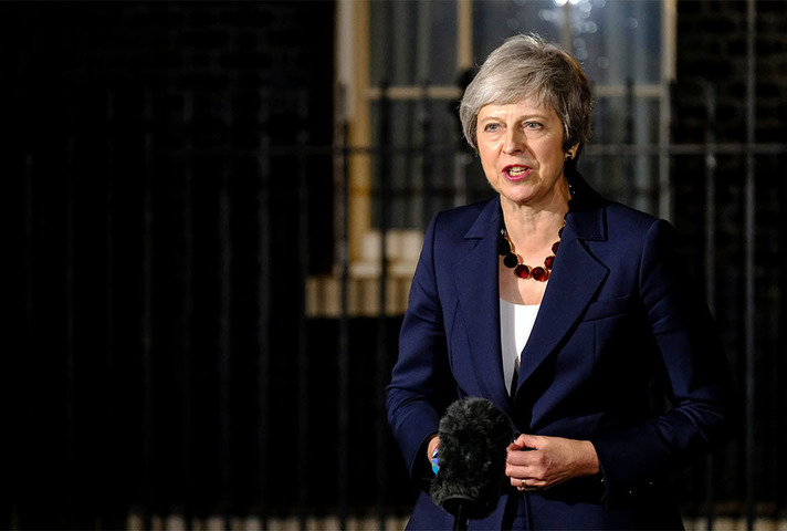 PM gives a statement on Brexit