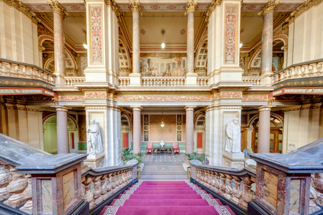 Grand Staircase of the FCO
