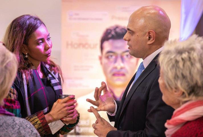 Sajid Javid, the Home Secretary, at the International Conference on Ending FGM and Forced Marriage
