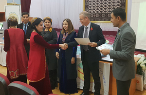Leadership Academy and Innovation Lab in Turkmenabad