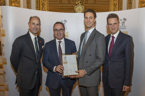Read the Britain's top armed forces-friendly employers honoured article