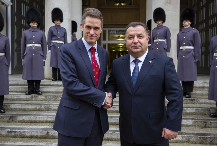 Maritime training deployments to deepen UK-Ukraine defence partnership