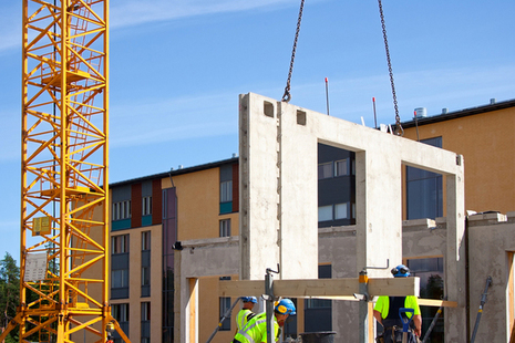 The Government has committed to increasing use of offsite construction in public-funded projects.