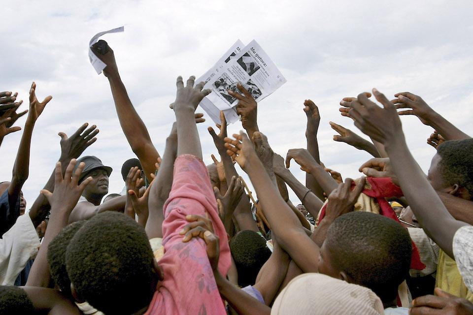 Elections in Burundi (UN Photo)