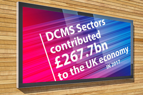 DCMS sector statistics
