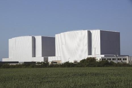Bradwell nuclear site