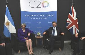 PM in Argentina