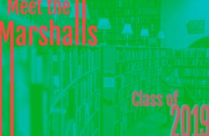 Marshall Scholar Class of 2019