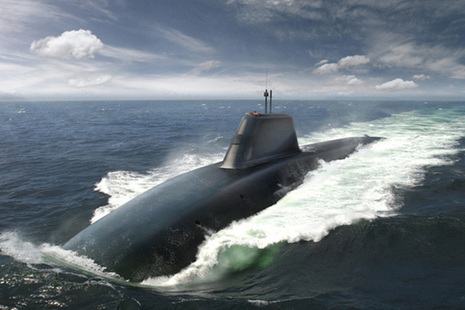 Defence Secretary announces £400m investment for nuclear-armed submarines
