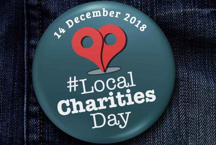 Local Charities Day logo