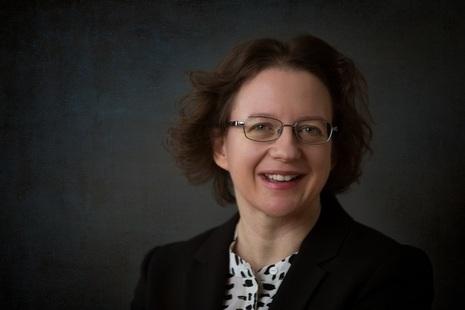 Head of DASA, Lucy Mason