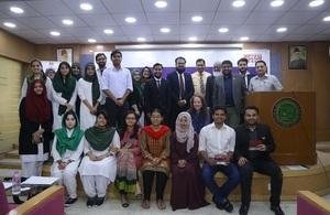 British High Commission organises GREAT debate in Karachi