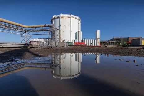 Dounreay Materials Test Reactor
