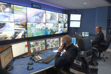 Oxford University: Surveillance Camera Code Compliant
