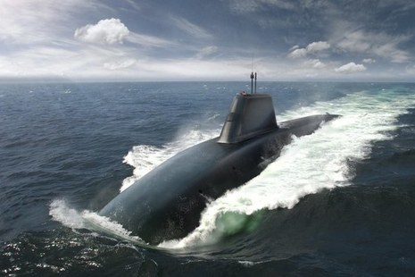 Read the Defence Secretary announces £400m investment for nuclear-armed submarines article