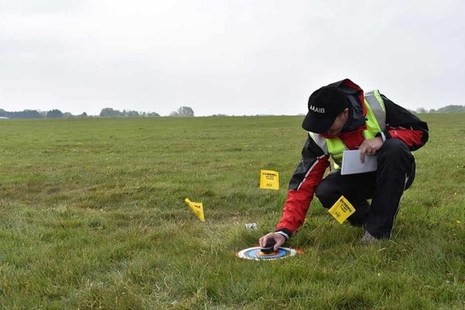 Current field investigation status updated.