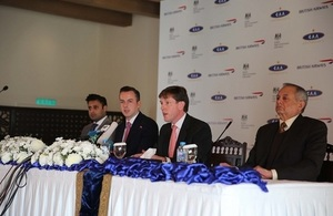 British Airways takes off to Islamabad, Pakistan
