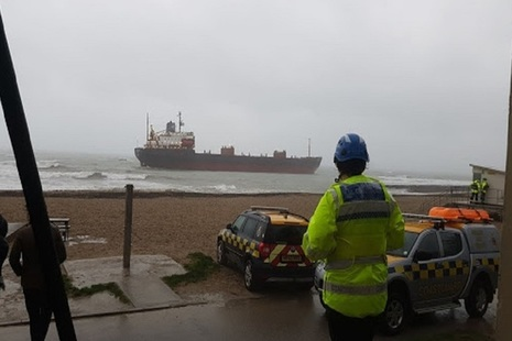 Russian vessel