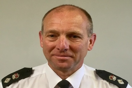 Ch Supt Duncan Worsell