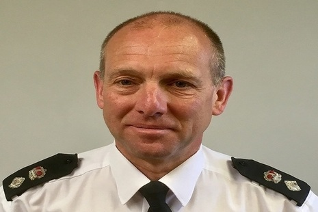 CNC Chief Superintendent Duncan Worsell