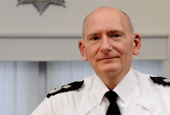 Deputy Cheif Constable Simon Chesterman