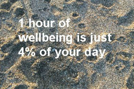 Wellbeing tip