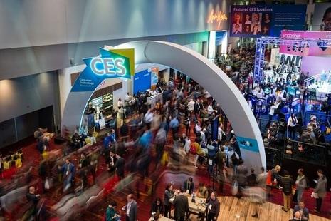 Consumer Electronics Show, USA