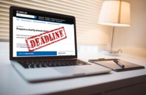 Annual return deadline is approaching