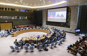 UN Security Council briefing on DRC (UN Photo)