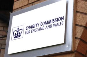 Charity Commission logo
