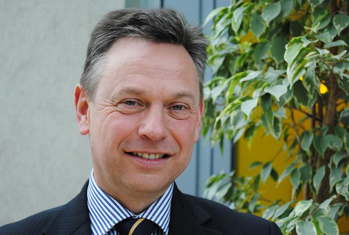 An image of Tony Porter, Surveillance Camera Commissioner.