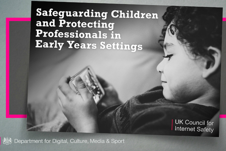 Safeguarding children and protecting professionals in early years settings