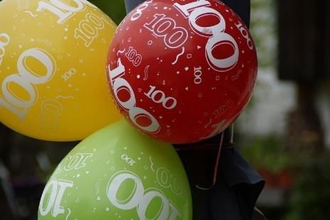 Balloons GAD 100