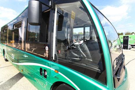 ULEV bus