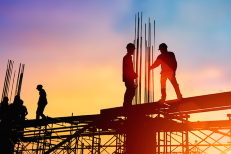 generic image of construction workers