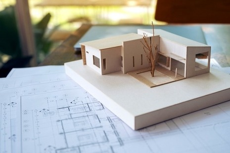 An architecture model