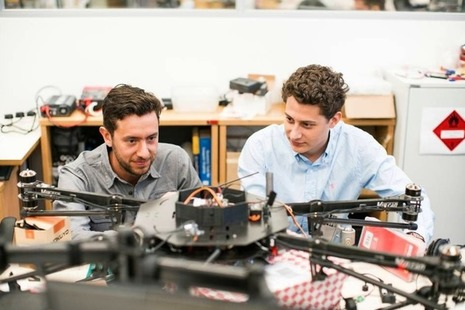 Perceptual Robotics, one of the companies to be awarded through the challenge fund