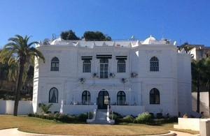 The British Ambassador's Residence in Algeria