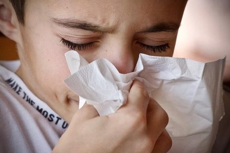 Children's vaccine 87% effective against circulating flu strain