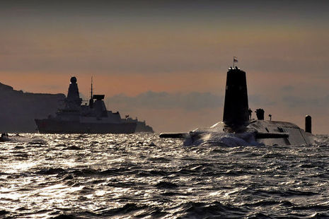 Read the The UK's nuclear deterrent: what you need to know article