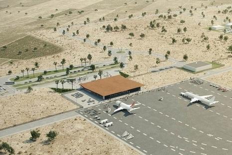 Tamale airport, Ghana