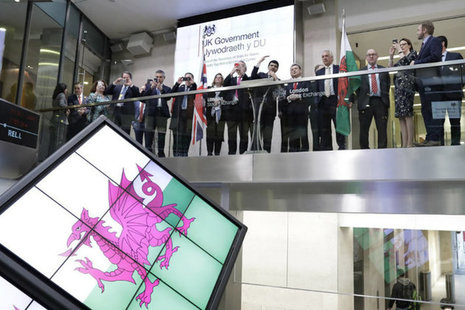 London Stock Exchange opening on 1 March