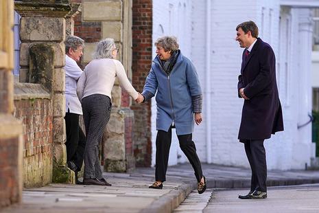PM visits Salisbury