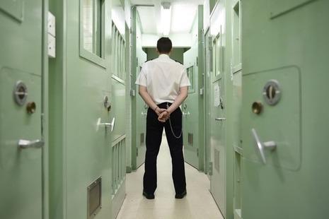 Northern Ireland Prison Officer