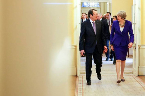 PM meets President Anastasiades of Cyprus
