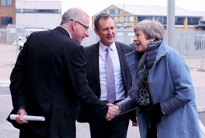 PM in Grimsby