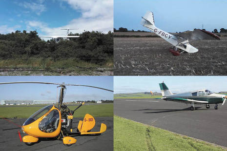 Air accident monthly bulletin March 2019