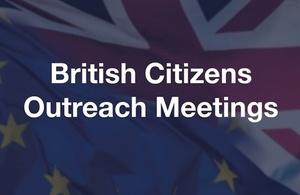 Meeting British citizens across Romania