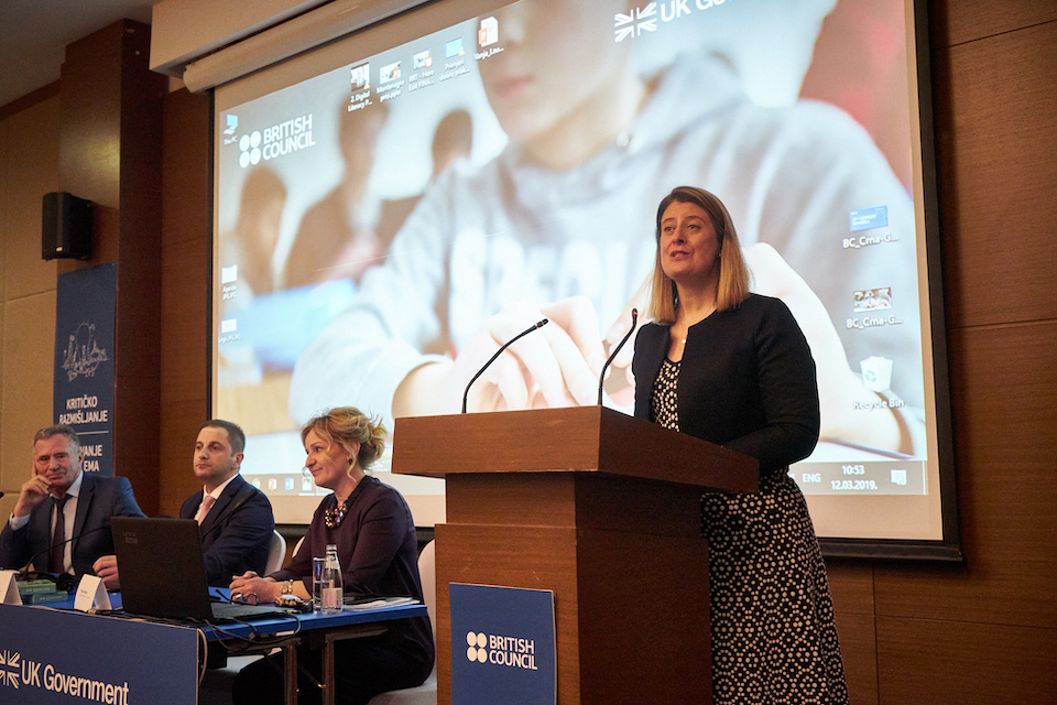 Launch of the 21st Century Schools project in Montenegro