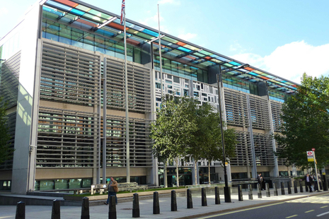 MHCLG headquarters in London